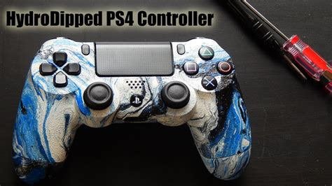 spray painter ps4 spray paint hydro dipped ps4 controller