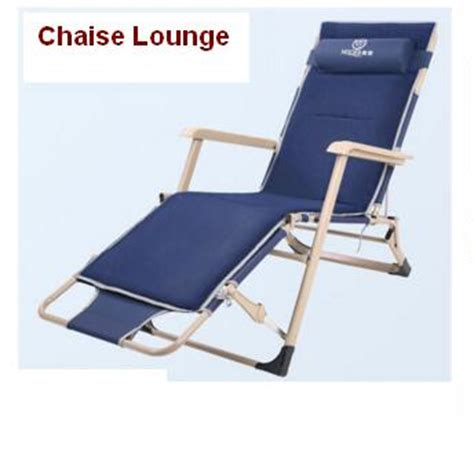 office chaise lounge chair office nap chaise lounge c bed portable beach chair