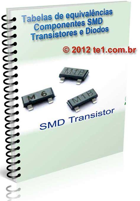 diodo kje marking code tabelas de equival 234 ncias componentes smd transistor te1