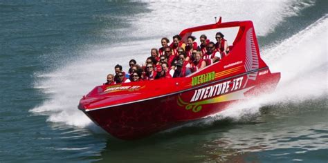 fast wine boat ride auckland adventure jet jet boat auckland everything