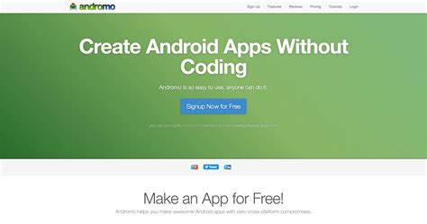 create an android app how to create android apps without coding skills in 5 minutes