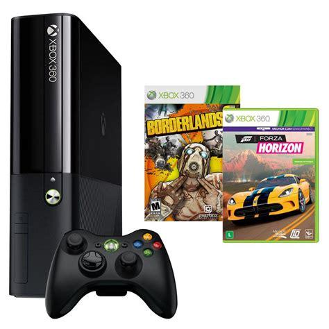 microsoft xbox 360 250gb console console microsoft xbox 360 250gb jogo forza horizon