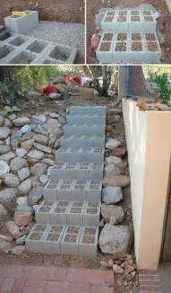 Diy Patio Stairs by The Best 23 Diy Ideas To Make Garden Stairs And Steps