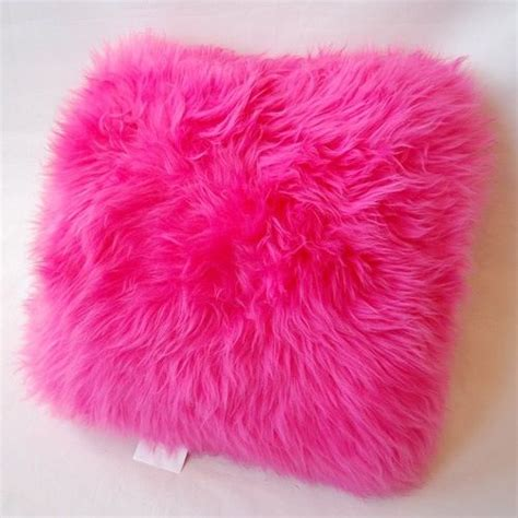 Fuzzy Pink Pillow by 17 Best Images About Bedding On Blankets