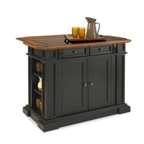 home styles deluxe traditions kitchen island in white with home styles deluxe traditions kitchen island in black with