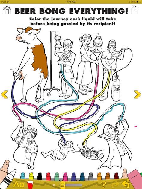 coloring book for grown ups sad and useless coloring for grown ups will turn your sad into a