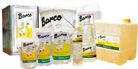 Minyak Kelapa Barco sereleaungu tentang minyak goreng