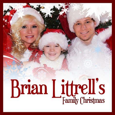brian littrells family christmas backstreet boys