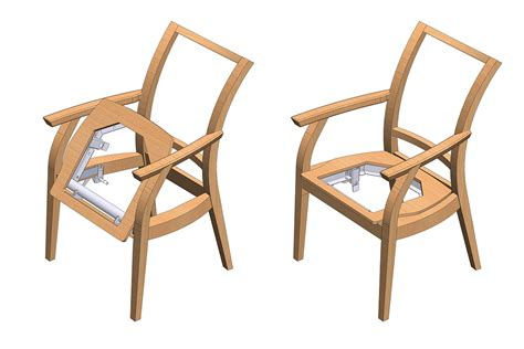 Chairs For Elderly Assistance by Hetterich Easyup Chair
