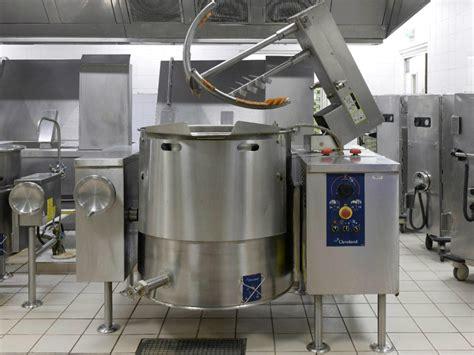 marmite  litres vapeur  melangeur cleveland mkel