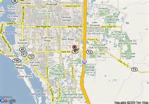 map of sarasota fl days inn sarasota