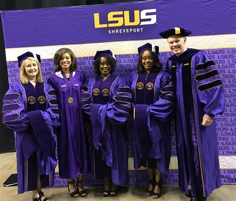 Lsu Mba by Education In Leadership Studies Ed D S Graduate From