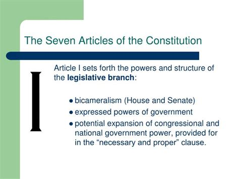 Powers Of The Legislative Branch Essay by Ppt Chapter 2 Constructing A Government The Founding And The Constitution Powerpoint