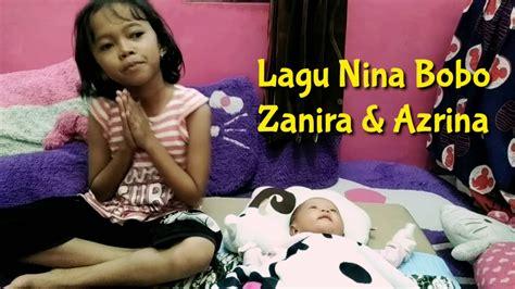 Zanira Maxy 4 lagu bobo zanira azrina