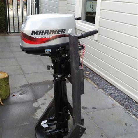 buitenboordmotor langstaart 6 pk mariner 4 takt 6 pk langstaart advertentie 691655