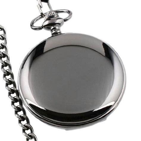 Black Pocket smooth black pocket