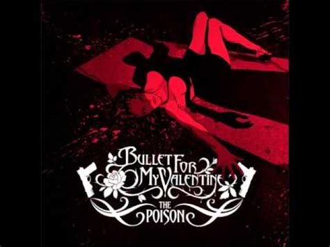 bullet for my of blood lyrics bullet for my the poison album
