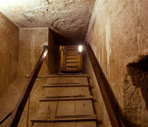 Pyramid Interior by What S Inside The Great Pyramid Britannica