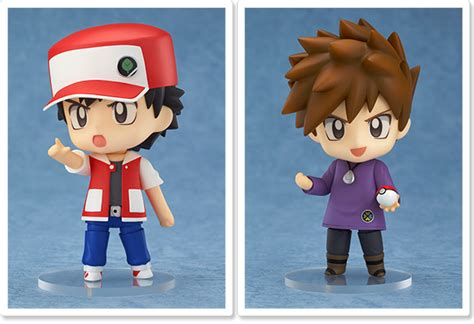 Nendoroid 20th Anniversary Edition And Green 20th Anniversary Pok 233 Mon Nendoroid Pack Is Green And