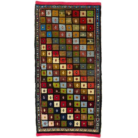 colorful modern rugs colorful mid century modern turkish rug for sale at 1stdibs