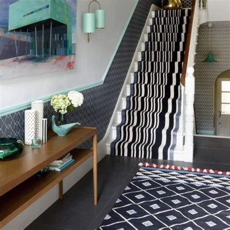 teppiche für den flur design treppe flur