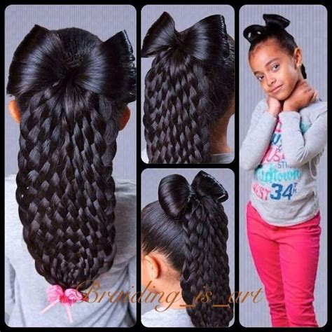 Braided Hairstyles With Weave For Teenagers by This Is Beautiful In A Hair 9 Strand Basket