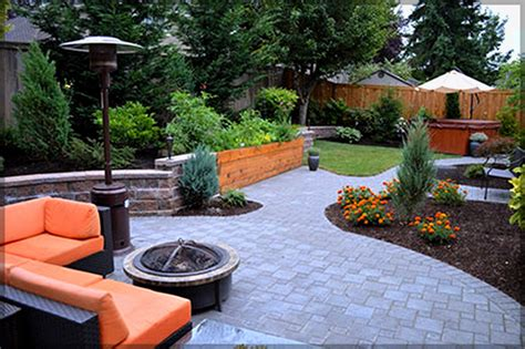 Landscape Design Ideas For Backyard The Various Backyard Design Ideas As The Inspiration Of Your Diy Home Improvement To Get The