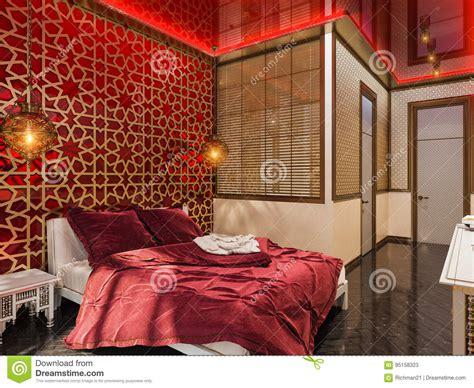 bedroom design hotel style modern islamic style on behance interior design islamic style