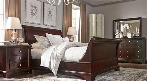 shop  affordable dark wood king bedroom sets  rooms