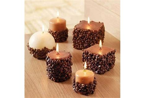 candele decorative capodanno in casa decorazioni e ricette