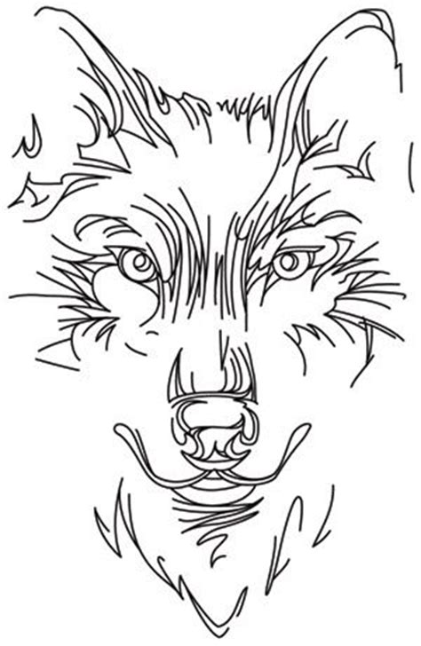 1000 ideas about wolf stencil on pinterest cool