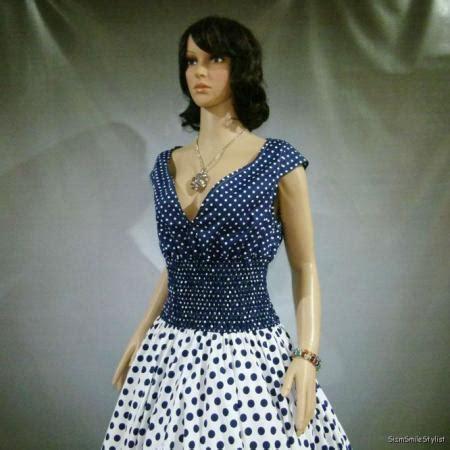 White Formal Dress Size Sml 13602 blue white polka dot 50s pin up rockabilly swing dress swing skirt sml ebay