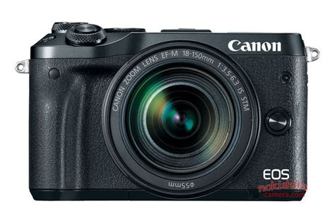 canon new rumors this is the new canon eos m6 mirrorless photo rumors