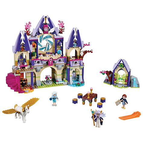Owl Kitchen Set by Lego Elves Summer 2015 Official Box Art Images The Brick Fan