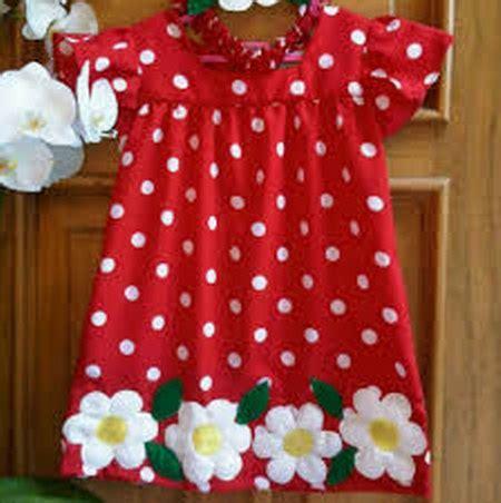 Dress Bunga Polkadot by Model Baju Anak Perempuan Yang Lucu Dan Menggemaskan Ide