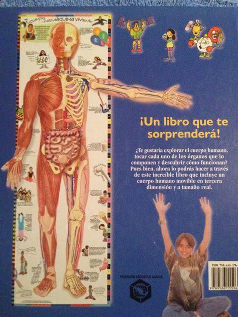 libro el cuerpo humano que libro cuerpo humano tridimensional 3d 449 99 en mercado libre