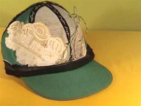 baseball cap ir leds provide light mask  video