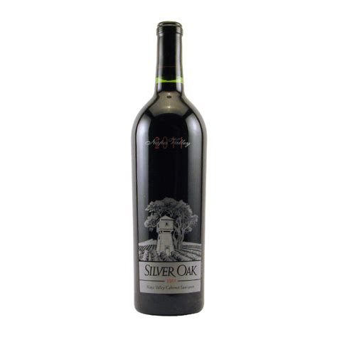 silver oak napa valley cabernet sauvignon 2011 750ml