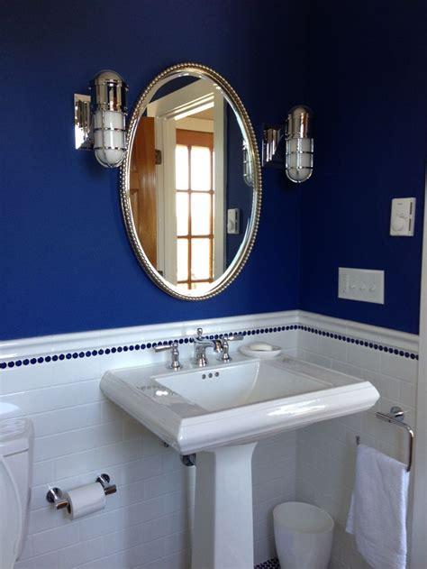 cobalt blue bathroom 17 best images about dazzling blue on pinterest cobalt