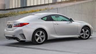 Lexus Rc 2014 Lexus Rc 350 Luxury 2014 Review Carsguide