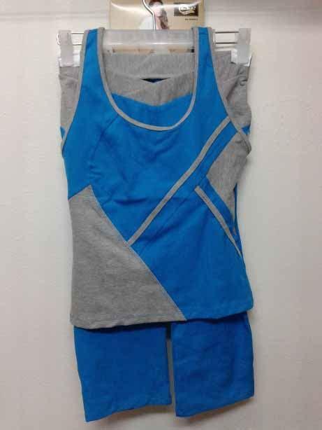 Pakaian Senam Wanita Kemben Korea Pad baju senam grosir di mbay baju senam grosir di mbay