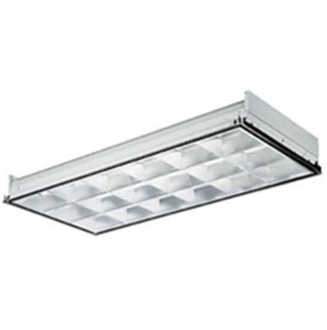 2x4 Fluorescent Light Fixture 2x4 T8 Light Fixture Iron