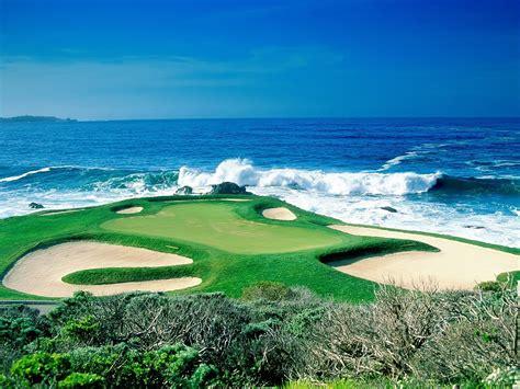 ocean golf  wallpapers ocean golf  stock