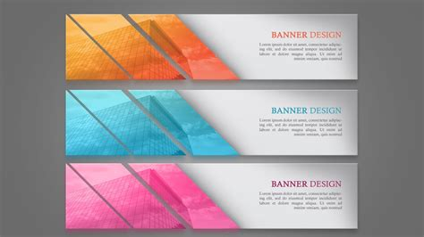 design banner photoshop designing a simple web banner in photoshop youtube