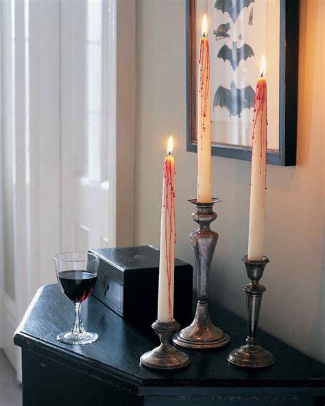 diy decorations martha stewart creepy candles martha stewart