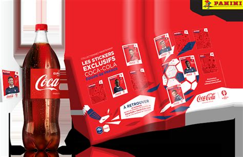 Stickers Coca Cola Panini by Football Cartophilic Info Exchange Panini Uefa