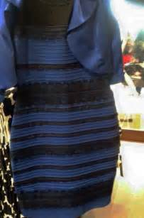 what color is the dress why do some people see blue and