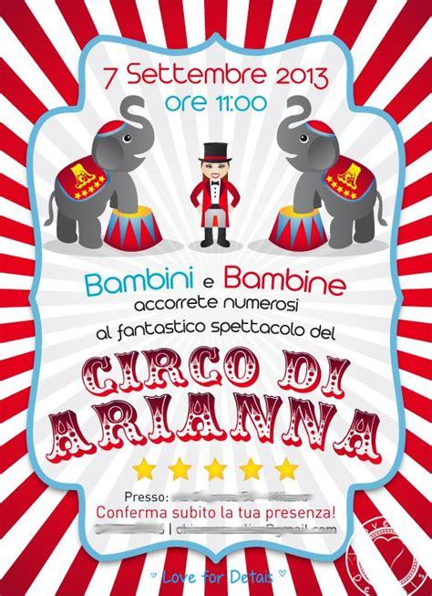 Preparare Una Festa by Come Preparare Una Festa Di Compleanno Tema Circo Feste