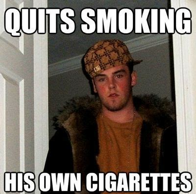 Funny Smoking Memes - cartoon person smoking cigarette memes
