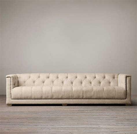Restoration Hardware Sectional Sofa 1000 Ideas About Restoration Hardware Sofa On Restoration Hardware Hardware And